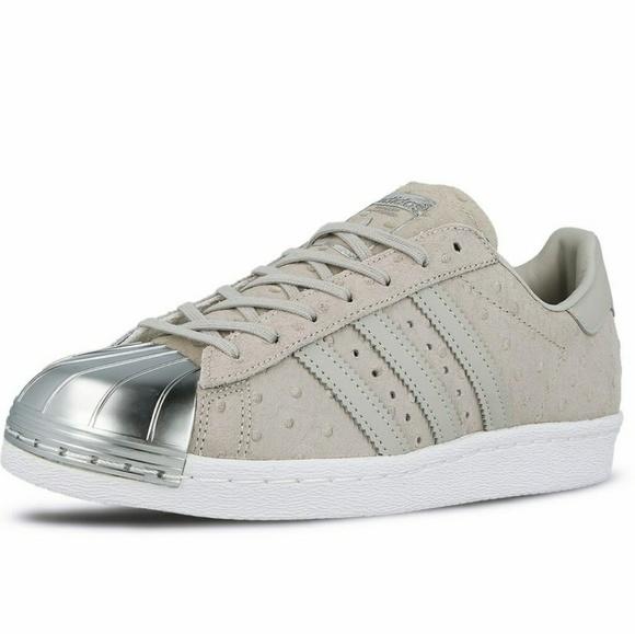 quality design 1f86c 5f715 Adidas Superstar 80s Metal Toe Sneakers